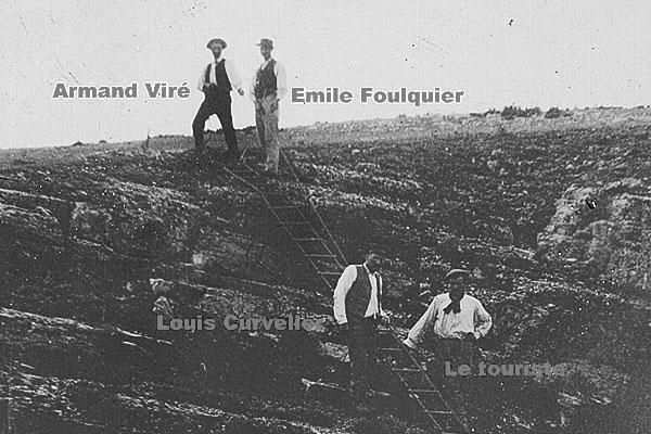 Edourad-Alfred-Martel-Louis-Armand-Armand-Viré-Découverte-Aven-Armand